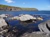 rocks at low-tide, Nethermill Bay