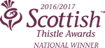 Scottish Thistle Awards - Mill of Nethermill - Self-catering Vacation Rental Holiday - near Pennan, Aberdeenshire, Scotland