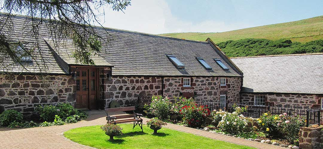 Mill of Nethermill - Self-Catering Vacation Rental Holidays - near Pennan, Aberdeenshire, Scotland